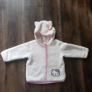 H&M Hello Kitty hoodie with ears